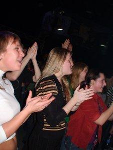 beatles.ru 8 лет концерт. Фото