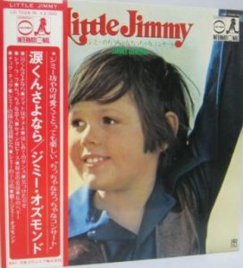 Rarest Jimmy's album, released in Japan - Little Jimmy (1972). Almost sang in Japanese. Before his debut LP Killer Joe (1973) and 1972 worldwide hit Long Haired Lover From Liverpool, Jimmy's solo career had already started by the time he was seven when he was awarded a gold record for a song he recorded for a Japanese single, My Little Darling in 1970. That same year, he was named Japan's Male Vocalist of the Year. He recorded his first album Killer Joe when he was nine. As a solo artist, Jimmy has accumulated six gold records, one platinum record, and two gold albums.