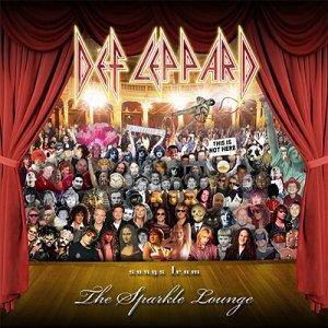 Новый DEF LEPPARD Songs From The Sparkle Lounge. Вполне в духе Пеппера