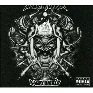 Новый альбом Monster Magnet 4-Way Diablo, включая a masterful cover of the Rolling Stones classic 2000 Light Years From Home.