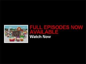 В Сеть выложили все сезоны мультсериала South Park