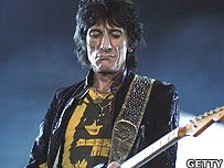 Rolling Stones star forms supergroup
