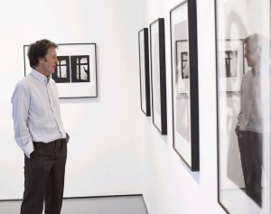 Macca takes another look at the images at the James Hyman Gallery