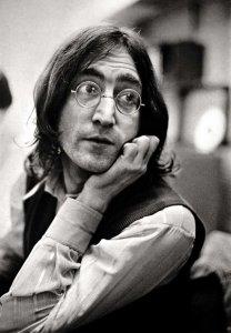 John Lennon in London, 1968    © 1968 Paul McCartney