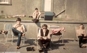 Here comes the sun: Unique photos of the Beatles in the summer of 1963 before worldwide fame