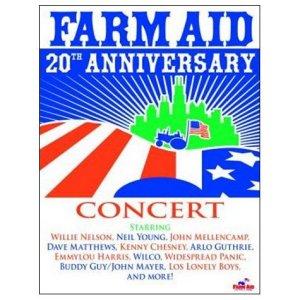 VARIOUS ARTISTS Farm Aid