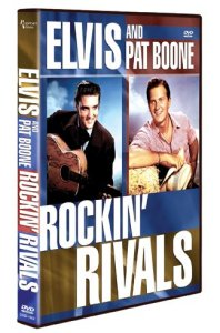 ELVIS PRESLEY & PAT BOONE Rockin' Rivals