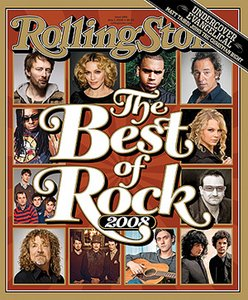 Best of Rock 2008 - RS 1051. May 1, 2008