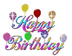 С Днем рождения! Всего вам самого хорошего:))