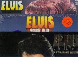 Такой Элвис появился в 74-м и закончился в 78-м. В 80-е изредка встречался на некоторых европейских сборниках.