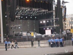 Пол в Киеве 14 июня
