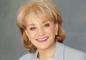 Нэнсина двоюродная сестра, Barbara Walters.. (род.25 сентября 1929 г.)
