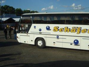 привет всем, кто ехал на автобусах, особенно на втором!