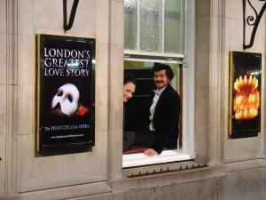 картинки из Лондона Артисты мюзикла