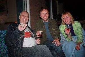 Счастливый вечерок в Голландии...