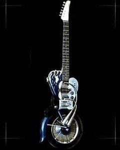 Секси гитара