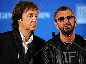 Пол Маккартни намерен записать новый альбом в сотрудничестве с Ринго Старром.