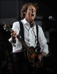11 июля Пол Маккартни даст концерт в канадском городе Галифакс. Устроители концерта ожидают, что в зале Halifax Commons соберется 60000 поклонников экс-битла. Билеты поступят в продажу 29 мая.