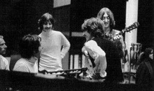 Документальные материалы, которые до сих пор не были известны широкой публике, и, в частности, переговоры участников легендарной группы во время записей на студии Abbey Road, будут показаны ВВС в недельной серии программ посвященных The Beatles. Эти уникальные кадры вошли в документальный музыкальный фильм Боба Смитона  The Beatles on Record . Боб Смитон специализируется в области музыкальной документалистики, именно он работал над серией  The Beatles Anthology .