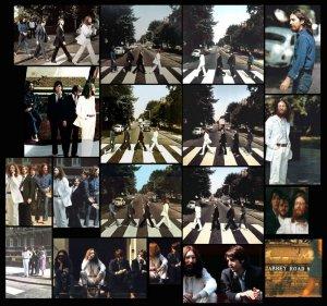 26 сентября 1969 года Битлз выпустили новый альбом, который назвали в честь самой обыкновенной лондонской улицы. Улица и студия звукозаписи, расположенная там, мгновенно стали знаменитыми. Что касается самого диска - он считается вершиной творчества The Beatles. Прошло 40 лет. Битлы популярны по прежнему. Только что переизданный ремастер Abbey Road лидирует в хит-парадах по всему миру. And, in the end, the love you take is equal to the love you make.
