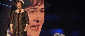 Второй альбом исполнительницы Сьюзан Бойл «The Gift» возглавил американский чарт.