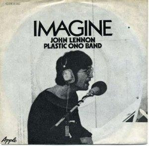 Песня Imagine признана самой популярной композицией в музыкальном наследии, оставленном Джоном Ленноном. Согласно данным, опубликованным к тридцатилетней годовщине гибели лидера легендарной группы Битлз, только за последние 5 лет эта песня публично прозвучала около 12 млн раз. При составлении рейтинга учитывались как исполнение песни в теле и радиоэфире, так и живое исполнение кавер-версий многочисленными музыкантами.