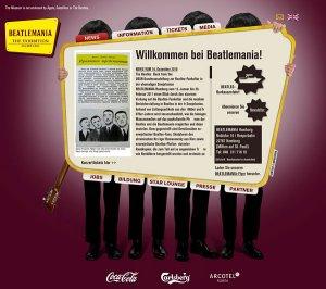 С13 января по 20 февраля 2011 года в Гамбургском музее «Beatlemania» пройдёт специализированная выставка The Beatles - Back from the USSR, которая перенесёт посетителей в прошлое за железный занавес и расскажет о битломании в СССР, а также об освещении различных событий, связанных с «Битлз» в СМИ бывшего Советского Союза.