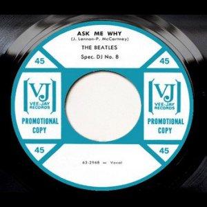 """Сразу пять битловских дисков попали в список самых дорогих виниловых записей 2012 года. В общей сложности в рейтинге, составленном  whatsellsbest.com , представлено семь пластинок. Лучший показатель оказался у промо-сингла с песнями """"Ask Me Why"""" и """"Anna"""". Эта 45-ка Vee-Jay Records была продана в июле за 35 тыс. долларов. Аукционный дом Heritage Auctions заявлял, что данный лот является самым редким промо Битлз в США."""