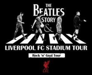 Новый тур под названием Rock'n'Goal позволит гостям Ливерпуля посетить сразу две городские достопримечательности: стадион Anfield, где проводит домашние матчи ливерпульская футбольная команда, и новый музей, посвященный группе The Beatles. Он находится в Albert Dock - там, где пришвартован отель Yellow Submarine.