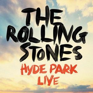 Прошло не больше недели, как Rolling Stones дали два концерта в Гайд Парке, а на iTunes уже вышел альбом, посвященный этому событию.