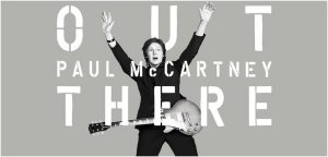 Пол Маккартни официально подтвердил турне 2014 Out There: гастроли, как предполагалось ранее, начнутся в Южной Америке. На сайте битла  сообщается , что первый концерт состоится 21 апреля на стадионе Movistar Arena в Сантьяго (Чили). Об остальных датах будет объявлено позже.