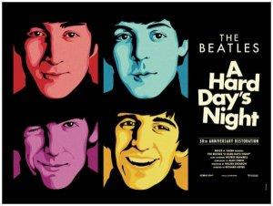 Реклама   A Hard Day's Night: 50th Anniversary Restoration появилась на сайте Amazon UK, сообщает  Wog Blog . В настоящее время в этом британском онлайн-магазине приводится описание диска в формате Blu-ray, объявления о DVD пока нет. Релиз заявлен на 21 июля. Стоимость издания составляет £19,83.