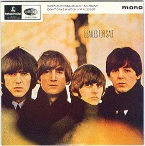 Релиз в Британии альбома  Beatles For Sale 4 декабря 1964 года