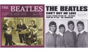"""CD  с записями Битлз и других музыкантов вызвали юридические споры в Канаде, сообщает  The Hollywood Reporter  .  Речь идет о дисках от компании  Stargrove Entertainment,  которые официально не авторизованы, но которые, по всей вероятности, легальны по местному законодательству об авторских правах. В частности, это пластинки под названиями  """"Love Me Do""""  и  """"Can't Buy Me Love"""".  Они продавались по  $5  и стали хитом в Канаде."""