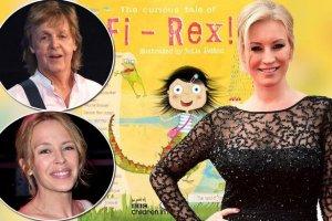 Пол Маккартни принял участие в создании новой детской сказки  The Curious Tale of Fi-Rex,  сообщает  официальный сайт  музыканта. В рамках этого благотворительного проекта Би-би-си битл объединил усилия с  Children in Need  и многими известными персонами.
