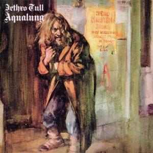 19 марта 1971 г. вышел альбом JETHRO TULL «Аqualung»    К 45-летию релиза     « Aqualung » стал основополагающим альбомом группы, и явился олицетворением оригинальности, экстравагантности, и вдумчивости TULL.    Иэн Андерсон : « Это хорошее сочетание слегка хмурых, глубоких песен на глобальные темы , а также личных, с юмористическими и сюрреалистическими сюжетами. Я недоволен качеством звука, но это альбом интересных рок-песен, совсем непохожих на чьи-либо еще рок-песни».  « Это не концептуальный альбом, каковым некоторые люди его пытались представить. Может быть, там три-четыре песни объединены одной темой, но остальные вещи разительно от них отличаются».    Заглавная песня пластинки была навеяна фотографией бродяги, сделанной Дженни - женой Андерсона. Именно бродяга по имени «Акваланг» стал героем этой классической вещи.  Андерсон : « Это песня о духовном равенстве, о поисках Бога в каждом человеке, даже самом ничтожном».    Композиция нестандартно выстроена, и филигранно аранжирована : она открывается изобретательным скрежещущим гитарным риффом , а затем погружает в свою атмосферу, пронизанную эмоциональным вокалом и утонченным гитарным соло – изыском Мартина Барра.    Далее следует «Cross-Eyed Mary», блещущая дивным вступлением, создаваемым флейтой и меллотроном , и искрящаяся перекличкой между флейтой и соло-гитарой.    Звуковая палитра пластинки обогащается такими профолковыми вещами, как «Mother Goose» и «Up to Me», а также изящной балладой «Wond`ring Aloud».    Если на первой стороне альбома выписан ряд красочных персонажей (Акваланг, Косоглазая Мэри, Мамаша Гусыня, Джонни Пугало), то на второй Андерсон подверг нападкам религиозную стадность. Музыкант указывает, что часто различными религиями оперируют как инструментом отнюдь не для духовных нужд, о чем повествует «My God».    В песне «Hymn 43», которую Андерсон назвал «блюзом для Иисуса», идет речь о « благочестивых последователях», которые, прикрываясь религиозными догмами, насаждают насилие и смерть.    И