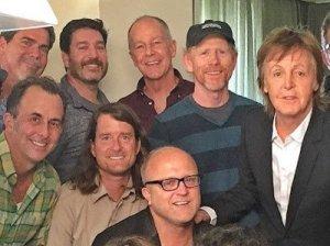 Премьера документального фильма  The Beatles: Eight Days A Week  режиссера Рона Ховарда состоится 12 сентября в Лондоне. Об этом сообщает   WogBlog   со ссылкой на Тони Брамвелла – бывшего помощника Битлз и продюсера многих музыкальных видео группы.