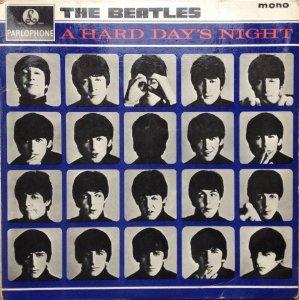 Впервые полностью состоявший из авторского материала , «A Hard Day`s Night» был значительно изощреннее первых работ группы.    Заглавную вещь отличает тяжелый ритм, и мощный, накатывающийся звук.  Песня характерна вокалом Леннона в запеве, и нестандартным, жестким пением Маккартни в припеве , а также утонченным гитарным соло, напоминающим пассаж на клавесине.  Одной из главных черт песни стал внушительный начальный аккорд – звенящий и загадочный для исполнения.    Название « Вечер трудного дня» сымпровизировано Старром, и представляет ( как обозначили остальные битлы) один из «рингоизмов».    «I Should Have Known Better» и «If I Fell» блещут исключительными по изысканности гармониями.    «Can`t Buy Me Love» впоследствии стала одним из термоядерных концертных номеров, с сильным экспрессивным вокалом и филигранным гитарным пассажем.  Харрисон о гитарном дабл-трэке : «Первую запись «Can`t Buy Me Love» мы сделали в Париже, повторную – в Англии. Очевидно, на студии затем попытались сделать дабл-трекинг, но в те дни существовали только 2 дорожки, поэтому громче звучит версия соло, записанная в Лондоне, а сквозь нее слышится вторая, более тихая».    «You Can`t Do That» далека от мажорного настроения и пронизана резким, напряженным риффом. При записи Джордж впервые использовал 12-струнную гитару. Леннон считал эту песню наиболее ценной из всего материала, представленного на альбоме.    Диск оттеняют изящные акустические штрихи : «And I Love Her» ( рифф к которой сочинил Харрисон), и «I'll Be Back» с искусной гитарной работой.    Пластинка стала своеобразным эталоном композиторской изобретательности Леннона и Маккартни благодаря тонким мелодическим решениям и совершенным гармониям.    Битлы превзошли себя и в плане рафинированного инструментального обрамления - альбом отличается абсолютно эстетичным звучанием : Леннон и Харрисон в тот период играли на рикенбэкерах , что придавало особенную звонкость и мелодичность звуку.    Исполненный особенной энергетики, «A Hard Day`s Nig