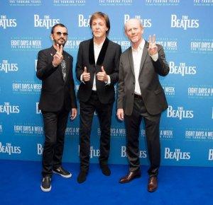 Рон Говард хочет сделать второй фильм о Битлз