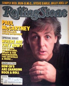 Paul McCartney: The Rolling Stone Interview   The former Beatle on his new album 'Press to Play,' the breakup of his old band and going gray