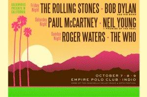 Организаторы фестиваля Desert Trip пока не сообщили, будет ли он проведен этой осенью, но журнал  Rolling Stone  уже выдвигает свои предположения и называет возможных участников. Как напоминает журнал, в 2016 году музыкальный праздник принес $160 млн.  Превзойти прошлогодний список практически невозможно (на сцену вышли Боб Дилан, The Rolling Stones, The Who, Нил Янг, Роджер Уотерс и Пол Маккартни), но это не значит, что организаторы не попытаются это сделать.  Представитель Desert Trip заявил, что у него нет информации о статусе Desert Trip II. Тем не менее, по версии Rolling Stone, могут рассматриваться такие кандидатуры, как Fleetwood Mac, Эрик Клэптон, Aerosmith, Элтон Джон, Билли Джоэл, Led Zeppelin, Pink Floyd, The Kinks, Брюс Спрингстин и E Street Band, U2, The Police, Тина Тернер, Simon and Garfunkel. Комментариев от самих музыкантов не поступало.