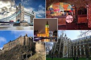 Ливерпульский Cavern Club попал в десятку самых популярных достопримечательностей Великобритании, сообщает  Mirror . В рейтинге TripAdvisor Travellers' Choice Landmarks он занимает девятое место.  Лидером рейтинга оказался Биг-Бен, вторая строчка досталась Тауэру, третья – Тауэрскому мосту (все – Лондон).  Четвертая позиция у Эдинбургского замка. Вестминстерское аббатство занимает пятое место, Букингемский дворец – шестое (оба – Лондон).  Далее следуют Римские бани в Бате и королевская яхта Britannia в Эдинбурге. Замыкает список собор святого Павла в Лондоне.