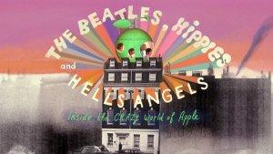 Бен Льюис снял документальный фильм The Beatles, Hippies And Hell's Angels, сообщает  Independent . Картина посвящена ранним годам Apple Corps.  Как отмечает газета, эта битловская лента отличается от других: там нет кричащих подростков или сцен с Love Me Do.  The Beatles, Hippies And Hell's Angels – неофициальная документальная картина, и Пол Маккартни и Ринго Старр к ее созданию не привлекались.  Зато интервью для фильма дал актер Питер Койот, он также выступил в качестве рассказчика. Кроме того, Льюис нашел секретарей, журналистов, диджеев, звукоинженеров, музыкантов, бухгалтеров, парикмахеров и халявщиков, которые жили, работали и тусили в Apple Corps.  Он рассказывает историю, одновременно комичную и очень грустную. Если вы хотите узнать, почему Битлз распались, вы узнаете об этом здесь, – говорится в статье.  По словам Льюиса, он не стремился сделать фильм непочтительным или неуважительным – наоборот, он хотел честно и правдиво передать историю Apple Corps. На создание ленты у него ушел год.  Бен надеется, что Маккартни, Старр и менеджмент Apple Corps оценят творческий подход и анимацию в стиле Yellow Submarine. Иногда я фантазирую, что они позвонят мне и скажут: Давай сделаем это снова, Бен, но на этот раз мы дадим тебе интервью, – рассказал Льюис.  Фильм будет показан 17 июня на канале Sky Arts.
