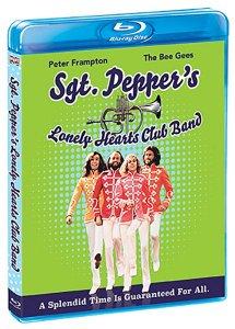 Музыкальный фильм Sgt. Pepper's Lonely Hearts Club Band, основанный на одноименном альбоме Битлз, выйдет в формате Blu-ray 26 сентября. Об этом сообщает  AXS  со ссылкой на дистрибьютора Shout Factory.  Лента вышла в 1978 году. С тех пор одна неоднократно попадала в списки худших фильмов. В картине снимались Питер Фрэмптон и участники группы Bee Gees, а также Стив Мартин, Элис Купер, Дональд Плезенс.  Предзаказ открыт на  Amazon . В версию на Blu-ray войдет аудиокомментарий с историком поп-культуры Расселлом Диболлом, оригинальный трейлер, фотографии.