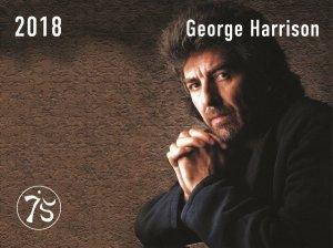 Выпущен Календарь на 2018 год, посвящённый 75-летию Джорджа Харрисона