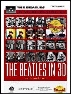 Компания Archivum Publishing объявила сбор средств на 3D-книгу о Битлз на сайте  Pledge Music , сообщает  AXS . Издание называется The Beatles in Stereoscopic 3-D, Volume 1.  Специально для книги создают стереоизображения. Над изданием работают Саймон Вайцман и Пол Скеллетт. По словам Вайцмана, он надеется выпустить продолжение, с фотографиями из других периодов истории Битлз.  Саймон также сказал, что они с Полом экспериментировали с 3D-процессом на стадии планирования книги, и некоторые тестовые изображения были показаны на Beatles Week в Ливерпуле. Реакция была невероятной.   Как утверждается, первое издание будет состоять из 995 копий. Релиз намечен на 2018 год. Цена - $135,5. Помимо Pledge Music, книга будет доступна в рамках Fest For Beatles Fans в следующем марте.