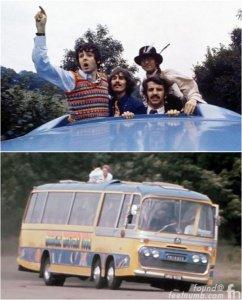 """Десять фактов, которые вы не знали о """"Magical Mystery Tour"""" Битлз"""
