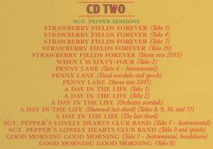 Ребята, кто знает, что за интересные шрифты в треклистах переиздании Sgt. Pepper's? Мне надо для фотошопа.