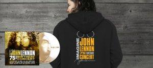 """Альбом и фильм Imagine: John Lennon 75th Birthday Concert будут выпущены в январе 2019 года, сообщает  Rolling Stone .  Концерт состоялся в 2015-м в Нью-Йорке. В нем принимали участие Вилли Нельсон, Стивен Тайлер, Шерил Кроу, Брэндон Флауэрс, Том Морелло, Крис Кристофферсон и другие знаменитости.  Релизом занимается  Blackbird Presents . Будут выпущены CD, DVD и LP. Среди дополнительных материалов — интервью и закулисные съемки.  Предзаказ уже открыт.  Трек-лист к CD и DVD выглядит следующим образом: 1. """"Come Together"""" – Стивен Тайлер 2. """"Instant Karma"""" – Брэндон Флауэрс 3. """"Don't Let Me Down"""" – Шерил Кроу; Брэндон Флауэрс; Крис Стэплтон 4. """"Jealous Guy"""" – Патрик Монахэн 5. """"A Hard Day's Night"""" – Шерил Кроу 6. """"In My Life"""" – Джон Фогерти 7. """"Watching The Wheels"""" – Алоэ Блэк 8. """"Woman"""" – Хуанес 9. """"Hey Bulldog"""" – Spoon 10. """"Working Class Hero"""" – Том Морелло; Крис Кристофферсон 11. """"Happy Xmas (War Is Over)"""" – Алоэ Блэк; Шерил Кроу; Питер Фрэмптон 12. """"Give Peace A Chance"""" – Джон Фогерти 13. """"Mother"""" – The Roots 14. """"Mind Games"""" – Эрик Чёрч 15. """"Steel And Glass"""" – Алоэ Блэк 16. """"Norwegian Wood (This Bird Has Flown)"""" – Питер Фрэмптон 17. """"You've Got To Hide Your Love Away"""" – Крис Кристофферсон; Вилли Нельсон; Крис Стэплтон 18. """"Revolution"""" – Эрик Чёрч; Стивен Тайлер (только на DVD) 19. """"Power To The People"""" – Том Морелло 20. """"A Special Thank You From Yoko Ono"""" – Йоко Оно (только на DVD) 21. """"Imagine"""" – Вилли Нельсон 22. """"All You Need Is Love"""" – Алоэ Блэк; Эрик Чёрч; Шерил Кроу; Джон Фогерти; Питер Фрэмптон; Брэндон Флауэрс; Хуанес; Крис Кристофферсон; Патрик Монахэн; Том Морелло; Вилли Нельсон, The Roots; Spoon; Крис Стэплтон; Стивен Тайлер"""