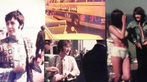 Редкие фотографии Битлз времен Magical Mystery Tour выставлены на торги в Великобритании, сообщает  The Lincolnite .  Снимки были сделаны в городе Ньюквей в 1967 году. Их автор — один из постояльцев отеля, где останавливалась группа. Как утверждается, он разговорился с музыкантами в гостиничном баре, после чего посетил съемки фильма.  Аукцион состоится 1 января в Линкольне. Победитель торгов вместе со слайдами получит копирайт. Как ожидается, стоимость лота составит до £2 тыс.